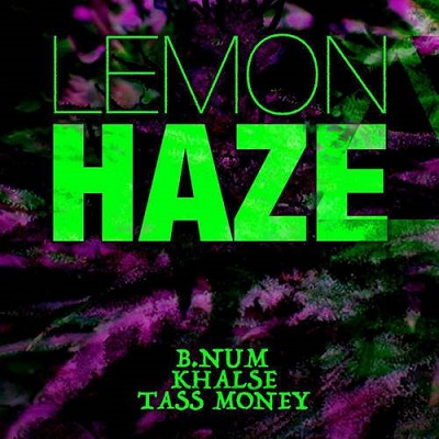 متن آهنگ Lemon Haze سپهر خلسه