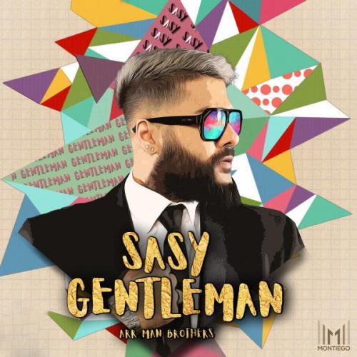 تصویر متن آهنگ جنتلمن ساسی (Sasy Gentleman)