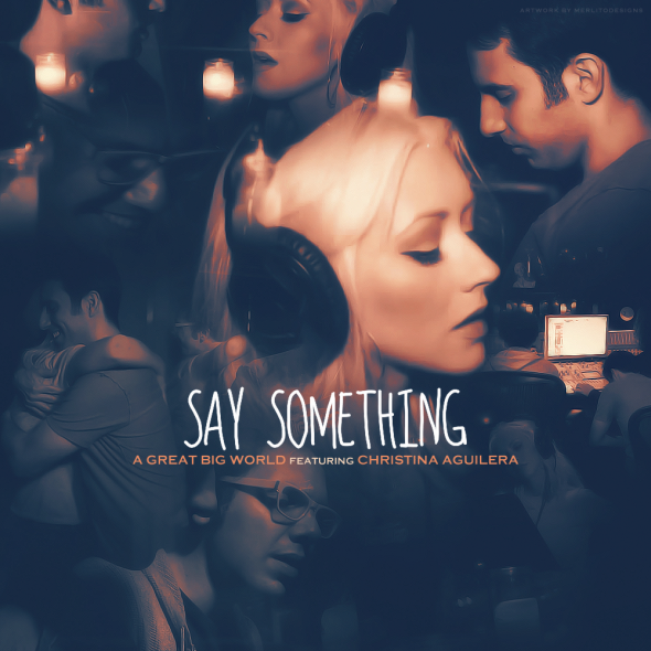 A Great Big World ft Christina Aguilera - Say Something
