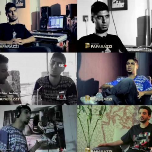 تصویر مصاحبه رضا پیشرو در برنامه پرشین پاپارازی