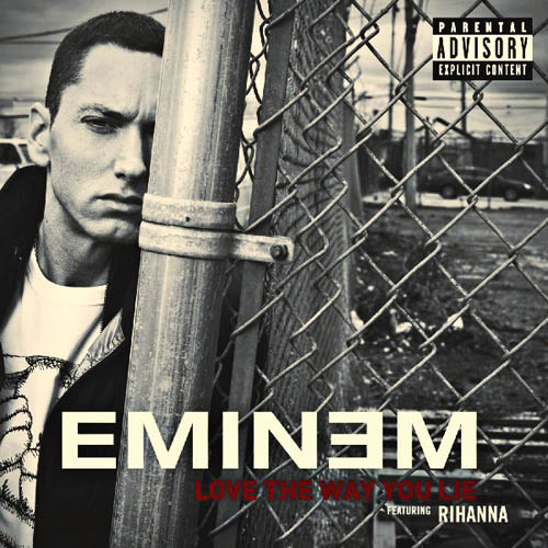 Eminem ft Rihanna - Love The Way You Lie
