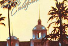 تصویر متن و ترجمه آهنگ Eagles – Hotel California