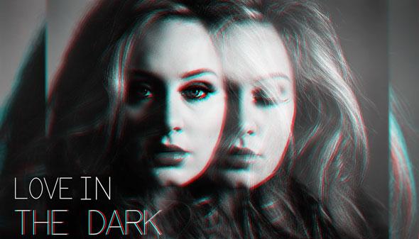 متن و ترجمه آهنگ Love In The Dark از Adele