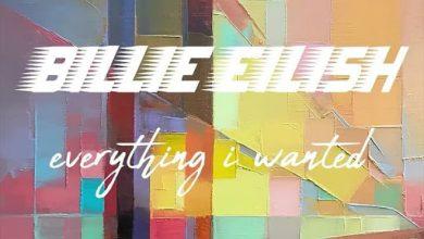 تصویر متن و ترجمه آهنگBillie Eilish – Everything I wanted