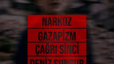 تصویر آهنگ رپ ترکی بیر کناردا بیر کوشده Gazapizm Kaç İstersen