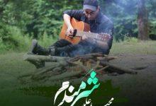 تصویر متن آهنگ شرمندم مجید علیپور