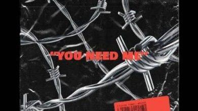 تصویر متن آهنگ You Need Me پارسالیپ