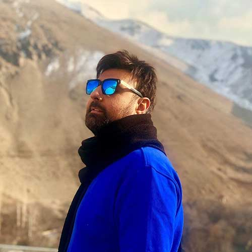محمد علیزاده تاج سر